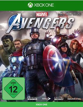 Square Enix Marvels Avengers Xbox One