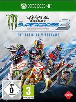 KOCH Media Monster Energy Supercross - The Official Videogame 3 Xbox One