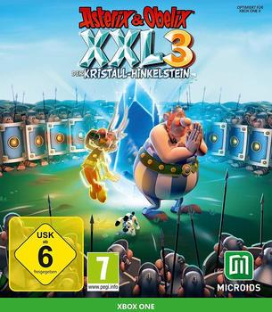 Asterix & Obelix XXL 3: Der Kristall-Hinkelstein (Xbox One)