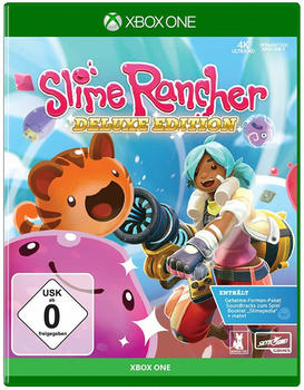 NBG Slime Rancher Deluxe Edition [Xbox One)