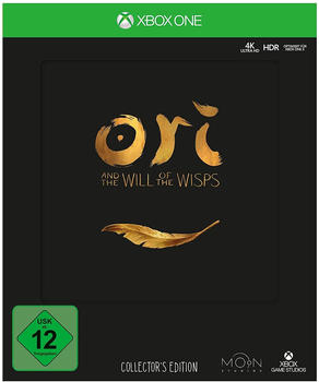 Ori and the Will of the Wisps: Collector's Edition (Xbox One)