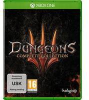 Kalypso Dungeons 3 Complete Collection Xbox One