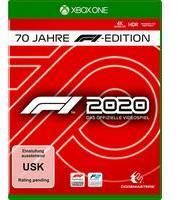 Codemasters F1 2020 70 Jahre F1 Edition Xbox One