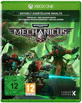 Kalypso Warhammer 40,000: Mechanicus Xbox One