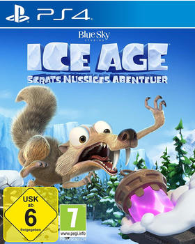 Ice Age - Scrats nussiges Abenteuer (Xbox One)
