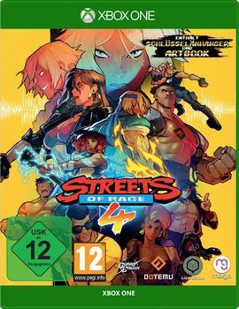 Wild River Streets of Rage 4 Xbox One)