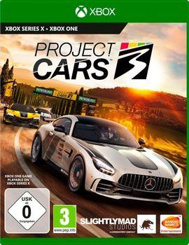 Bandai Namco Entertainment Project Cars 3 Xbox One