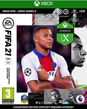 Electronic Arts FIFA 21 Champions Edition Xbox One
