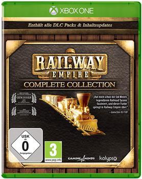 Kalypso Railway Empire Complete Collection Xbox One USK: 0