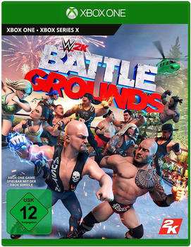 WWE 2K Battlegrounds (Xbox One)