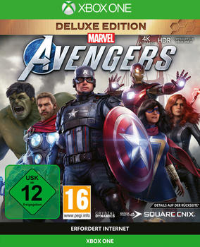 Marvel's Avengers: Deluxe Edition (Xbox One)
