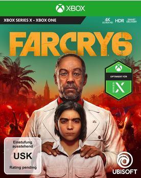 UbiSoft Far Cry 6 Xbox One