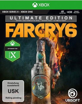 Far Cry 6: Ultimate Edition (Xbox One)