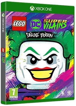 LEGO DC Super-Villains: Deluxe Edition (Xbox One)