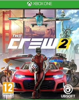 Microsoft The Crew 2 Deluxe Xbox One