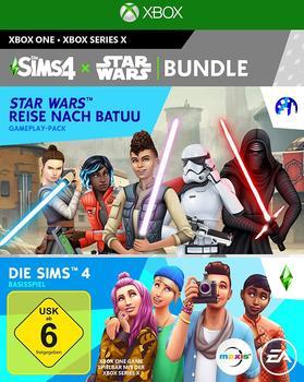 Electronic Arts Die Sims 4 + Star Wars: Reise nach Batuu - Bundle (Xbox One)