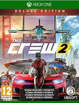 The Crew 2: Deluxe Edition (Xbox One)