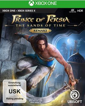 UbiSoft Prince of Persia: The Sands of Time Remake [Xbox One]