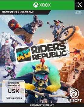 UbiSoft Riders Republic Xbox One