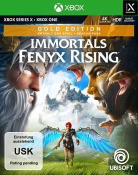 UbiSoft Immortals Fenyx Rising Gold Edition Xbox One