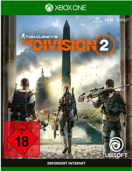 UbiSoft Tom Clancys The Division 2 Xbox One