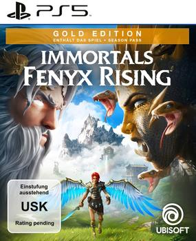UbiSoft Immortals Fenyx Rising - Gold Edition,