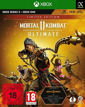 Mortal Kombat 11: Ultimate - Limited Edition (Xbox One)
