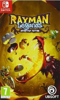 UbiSoft Rayman Legends Definitive Edition [FR IMPORT]