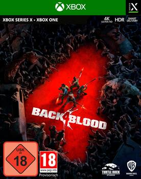 Warner Back 4 Blood Xbox One X