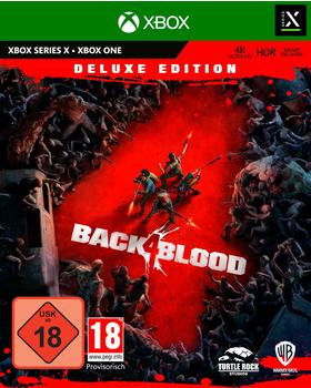 Warner Back 4 Blood Deluxe Edition Xbox One