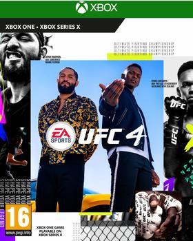 Electronic Arts UFC 4 [