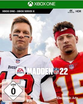 Electronic Arts Madden NFL 22 (Xbox One)