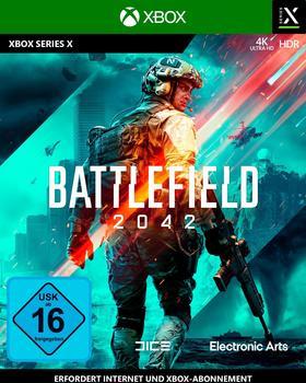 Electronic Arts Battlefield 2042 Xbox Series X