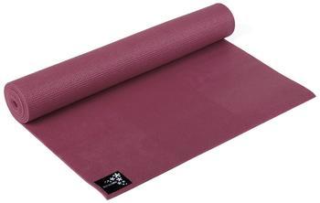 Yogistar Yogamatte Basic 183 x 61 x 0,4 cm bordeaux