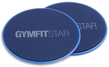 Yogistar Sliding Disc Set - blue