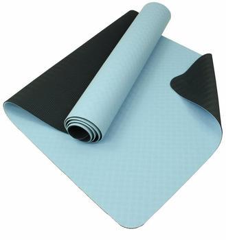 Carnegie Fitness Carnegie TPE Professional Mat - extrem rutschfeste Matte für Gymnastik, Yoga, Pilates und Fitness, 175x60cm
