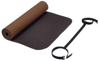 Schmidt-Sports Yoga Mat TPE cappucino/brown