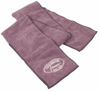 Carnegie Fitness Carnegie Yoga Strap Towel - All-in-One Yoga-Gurt & Handtuch, 120x20cm, extrem saugfähige Microfaser