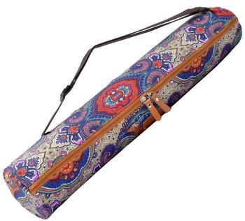 #DoYourYoga Yogamatten-Tasche   sehr robust   blaues Design   verschiedene Größenviele Designs zur Auswahl