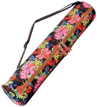 #DoYourYoga Yogatasche »Sunita« knallige Blumen Größe Large)