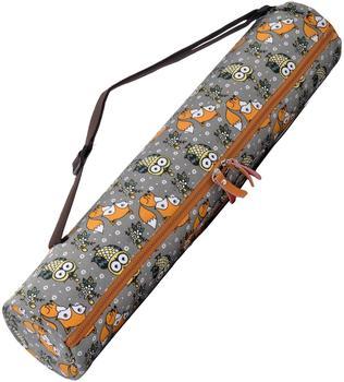 #DoYourYoga Yogamatten-Tasche & sehr robust   Eulen   verschiedene Größenviele Designs zur Auswahl