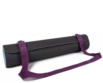#DoYourYoga Yogamatten-Tragegurt »Yuki«Lila