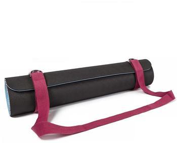 #DoYourYoga Yogamatten-Tragegurt »Yuki«rosé-rot