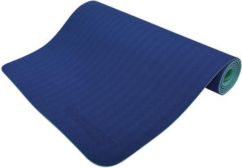 Schildkröt Fitness Yoga Mat Bicolor navy/mint