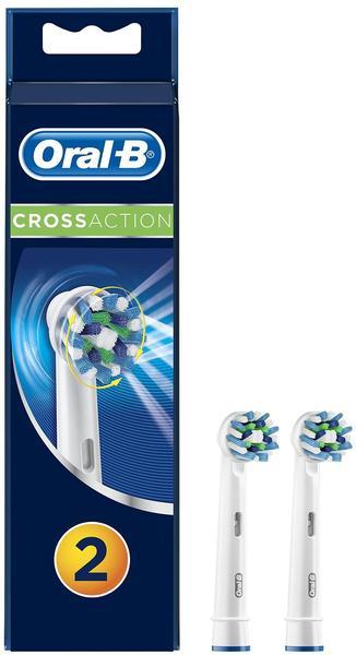 Oral B CrossAction Aufsteckbürste 2er