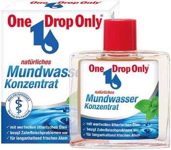 One Drop Only Mundwasser Konzentrat (50ml)