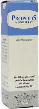Allcura Propolis Mundspray Menthol 20 ml