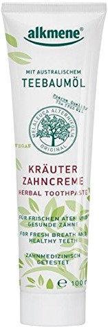 Alkmene Teebaumöl Kräuter Zahncreme (100ml)