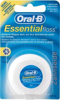Oral-B Essential Floss ungewachst 50 m