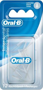 Oral-B Interdental Nf Konisch Fein 3-6,5mm (12 Stk.)